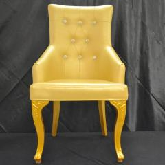 Gold Bling Chair