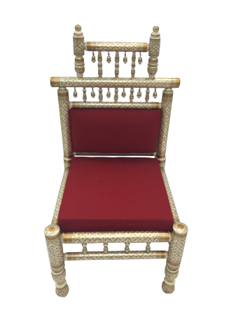 Red Prince Chair