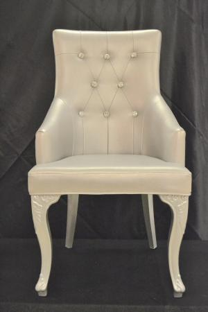 Silver Bling Chair