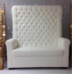 Single Side Sofa Surface with Bling