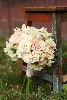 Spray Roses Bridal Bouquet