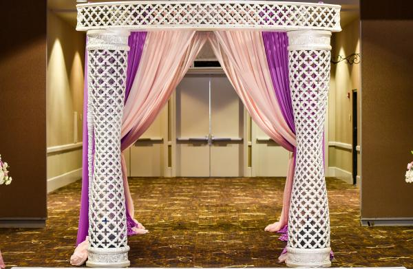 Mandap Entrance