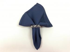Navy Blue Napkin
