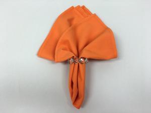 Neon Orange Napkin