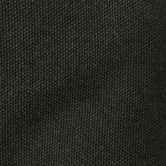 Black 132 Polyester Table Linen