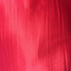 Red 132 Satin Table Linen