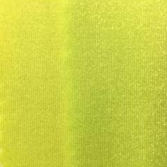 Neon Yellow Spandex Pipe and Drapes