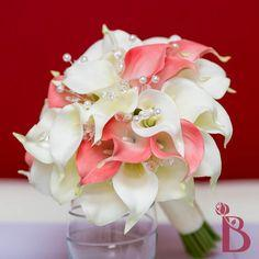 Calla Lilly Bridal Bouquet