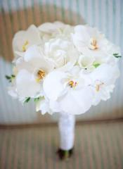 Roses and Phalaenopsis Bouquet