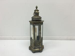 Metallic 41 Lantern