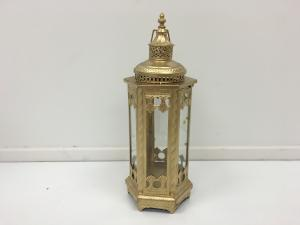 Gold 41 Lantern