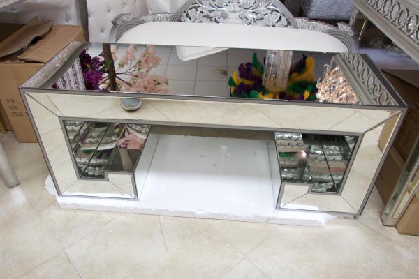 Mirror Coffee Table 4\'
