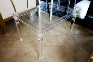 Rectangular Table 4\' (Acrylic)