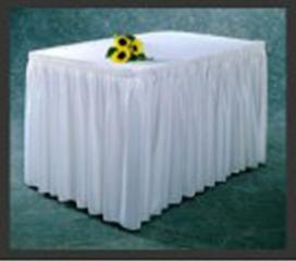 15\' Table Skirt