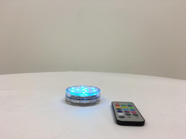 Color LED Remote Lighting