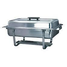 Chafers 8Qt. Stainless