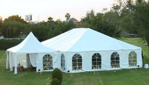 Tent Side wall, 10\' window per/sq.ft