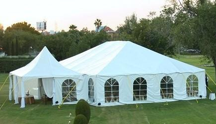 Tent Side wall, 10\' window per/sq.ft