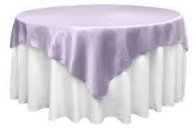 Overlay Satin Color Lavender