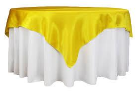 Overlay Satin Color Canary Yellow