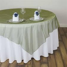 Overlay Organza Color Moss