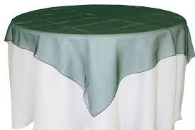 Overlay Organza Color Holly Green
