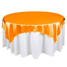Overlay Satin Color Orange