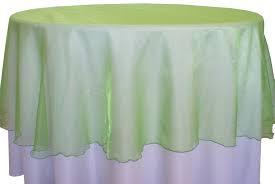 Overlay Organza Color Emerald