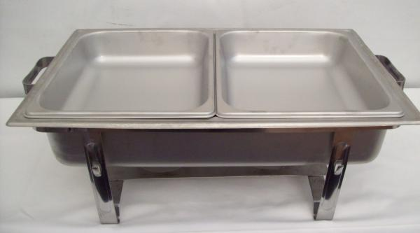 4 qt. Chafer Sections