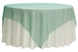 Overlay Organza Color Dark Turquoise