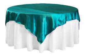 Overlay Satin Color Dark Turquoise