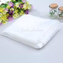 Table Runner Organza White
