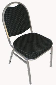 Stacking Chair, padded Conference