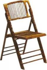 Folding Chair Bamboo