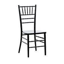 chiavari Black Chair