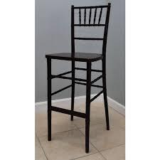 Chiavari Black Bar stool