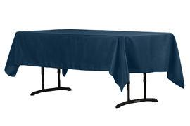 Poly Tablecloth 60\
