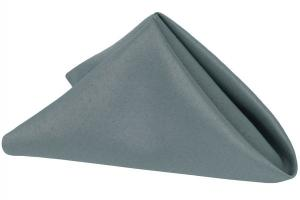 Poly Napkin Color Pewter