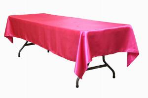 Satin Tablecloth 60\