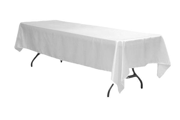 Satin Tablecloth 60\