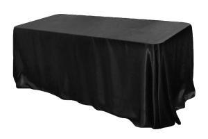 Satin Tablecloth 90\