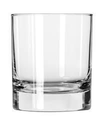 Old Fashion Whiskey Glass