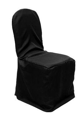 Banquet Chair Cover, Black