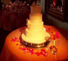 Cake Stands Round