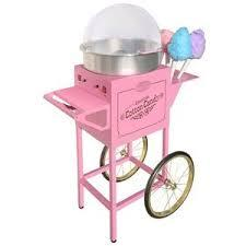 Cotton Candy Machine w/50servings