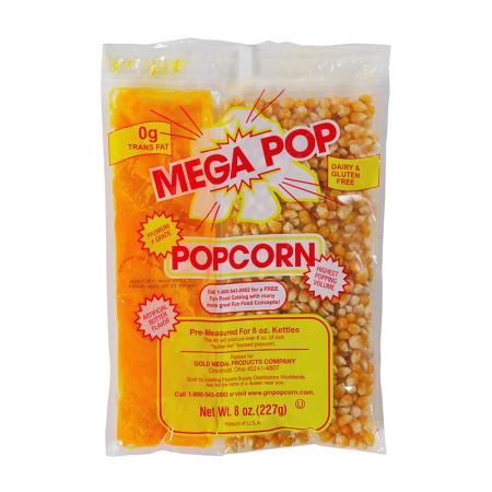 Popcorn / 50 Servings  Extra