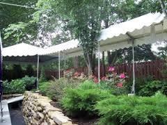 10\' x 20\' Frame Tent / Set up