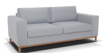 Baku 31 light grey  sofa