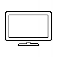 TV 42'