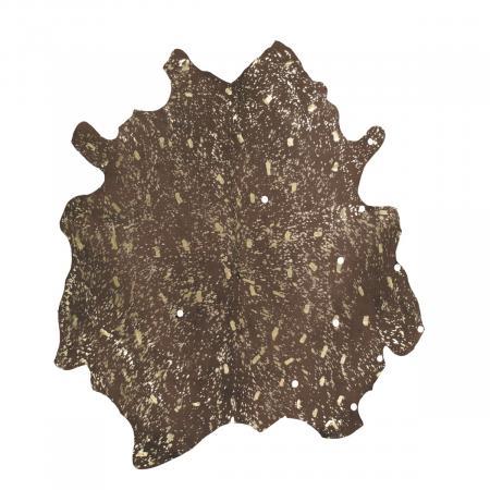 Glam 110 Gold Rug (135x165cm)